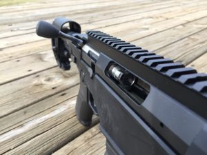 Ruger Precision Rifle 20MOA Rail