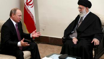 Iran's military mastermind is in Moscow for talks with Russian leadership