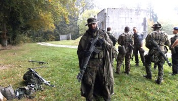Watch: First Person Swiss Urban Combat Training (MOUT)