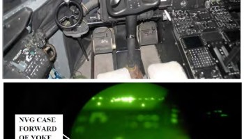 How a pilot's NVG case brought down a USAF C-130J in Afghanistan