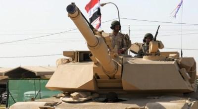 Watch: First Person M1A1 Tank Combat Footage Near Ramadi Iraq – 2016