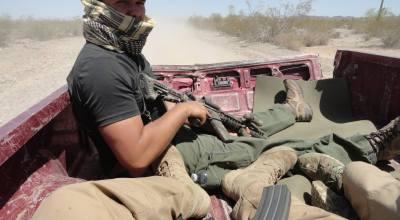 Hunting Drug Cartels: Setting up an 'ambush' on the Mexican Border (Part 3)