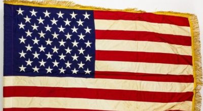 Last U.S. combat flag from Vietnam War up for auction