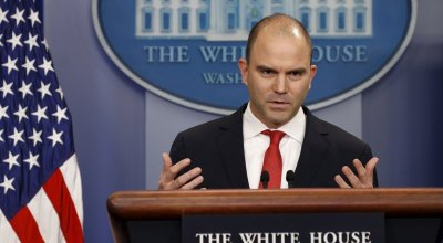 Ben Rhodes Told Activists He's 'Not Proud of Our Syria Policy'