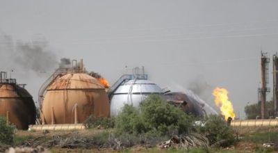 ISIS attacks gas plant in Tajj, Iraq killing 11 and wounding 21