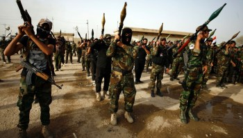 Operation to retake Fallujah has begun, Iraqi prime minister says