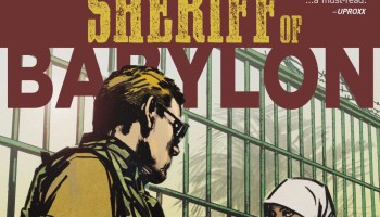 Check out this comic book: 'Sheriff of Babylon' issue #6