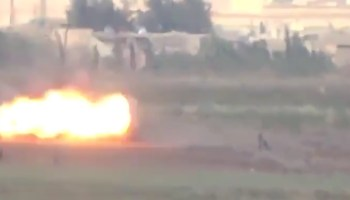 Watch: A $58,908 Kill - TOW Missile Blasts Daesh [ISIS/ISIL] Dismount
