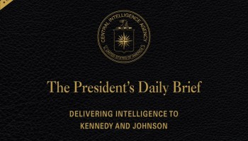 Intelligence briefings come with presidential nomination