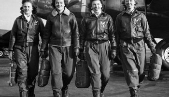 Female WWII pilots were barred from Arlington. Not anymore.