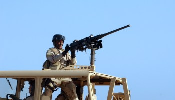 Top Facts about the .50 Caliber Machine Gun - Check Your Head Space and Timing!