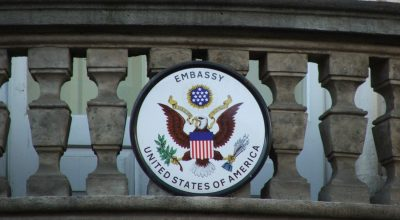 Russian harassment of US diplomats reportedly includes break-ins, dog-killing