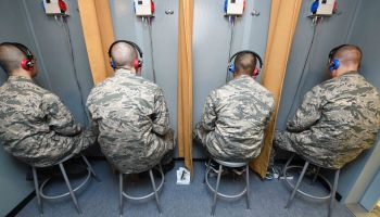 Hearing Loss Is a Soldier's Dire Enemy