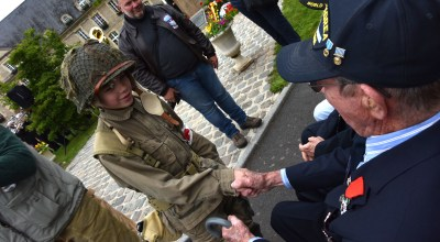 Watch: Unnarrated Original D-day Footage – 72nd D-Day Liberation of Normandy Observed