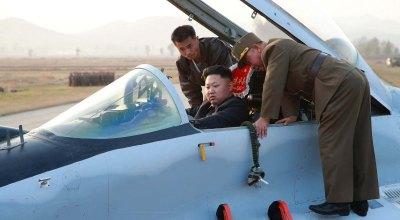North Korea Steals U.S. Fighter Blueprints