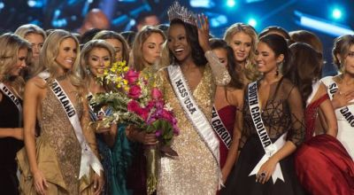 Miss USA, Army reservist to fight for veterans, tackle military suicide, PTSD