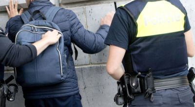 Three charged after counter-terror raids in Belgium
