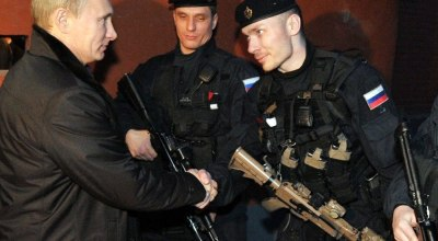 Russian Federal Security Service (FSB) Raids the 'Church of Scientology'