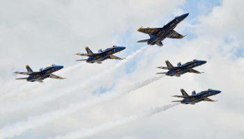 Breaking:  Blue Angels Announce Return