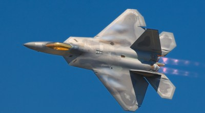 The F-22 Raptor: Back From the Grave?
