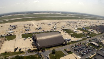 Joint Base Andrews on lockdown: Possible active shooter