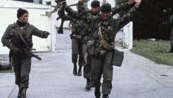 UK SOF in the Falklands War: The Argies are coming