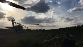 Watch: Combined Air Assault Operation in Poland - NATO Continues, Despite Russian Threats