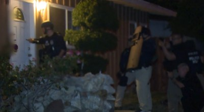 Watch: ICE Agents Arrest Mexican Mafia – Street Gang in L.A.
