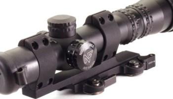 Kit Review: Nightforce NXS 1-4x Optic