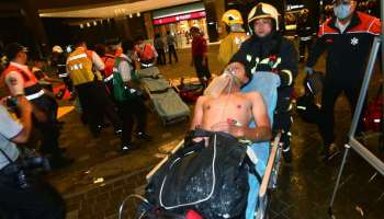 Update: Explosion on Taiwan train injures 24 people with homemade bombs