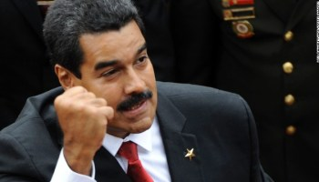 Venezuela's Maduro turns to military in struggle to retain power