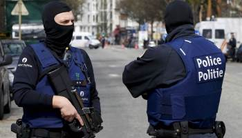Belgium arrests 2 brothers suspected of plotting attack