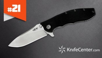 Top 25 Pocket Knives that are Indispensable: #21 Zero Tolerance 0562