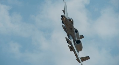 A-10 Warthog replacement?  U.S. Air Force considers more junk to throw money at