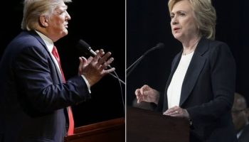 Trump or Clinton: For the military, it's hardly a vote of confidence