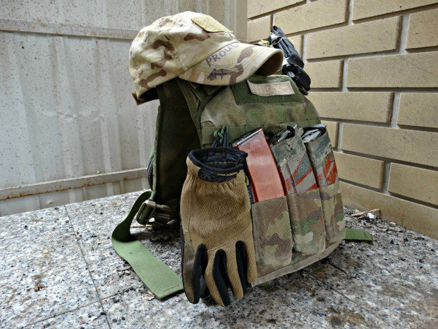 The Budget Plate Carrier