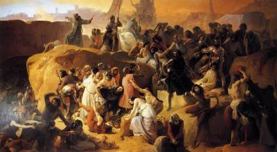 Could the West be on the verge of a new Crusade?