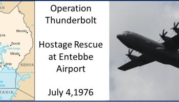 Entebbe hostage rescue