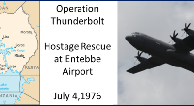 Entebbe hostage rescue – 40 years later