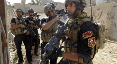 Operation Inherent Resolve – The fight against ISIS
