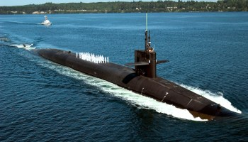 Enlisted women nearing first submarine patrol