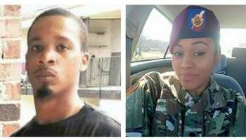 FBI searches for husband in killing of Fort Bragg soldier, offers reward