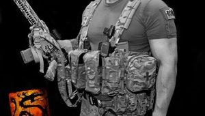 True Operator Gear: RECCE/SNIPER Chest Rack