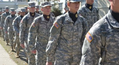 After 75 years, more opportunities for enlisted to become officers