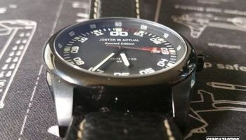 Jester Actual By Minuteman Watches
