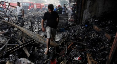 Nothing will 'quickly or easily' stop Islamic State bombings in Baghdad, U.S. military warns