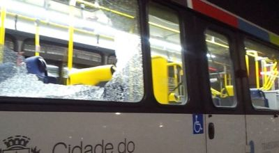 Passenger says gunshots hit Olympic media bus