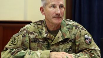 US servicemember killed in Afghan fighting, Pentagon says