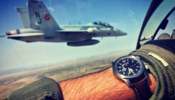 A Pilot's Watch: FighterSweep & Bremont Announce Partnership