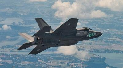 "Watch: Israel's F-35I AS-1 ""Adir"" Maiden Voyage"
